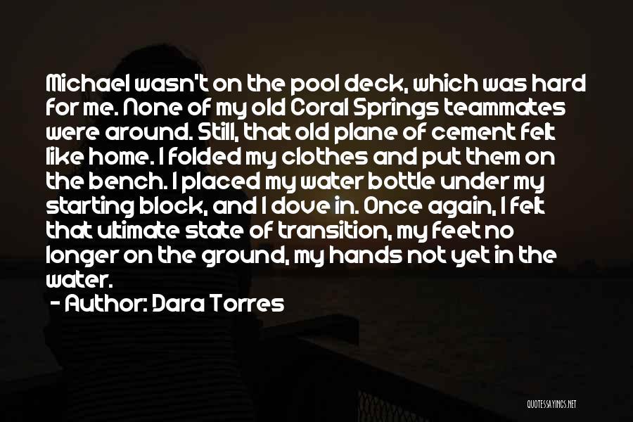 Dara O'briain Quotes By Dara Torres