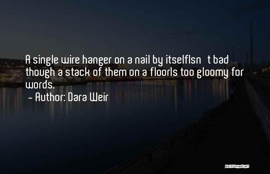 Dara O'briain Quotes By Dara Weir