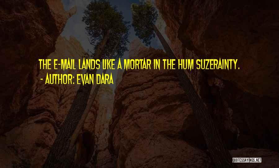 Dara O'briain Quotes By Evan Dara
