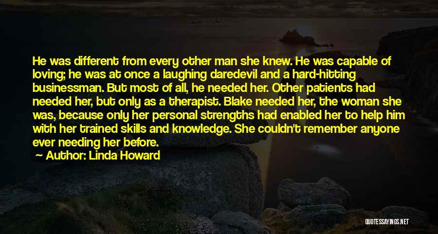 Daredevil Quotes By Linda Howard