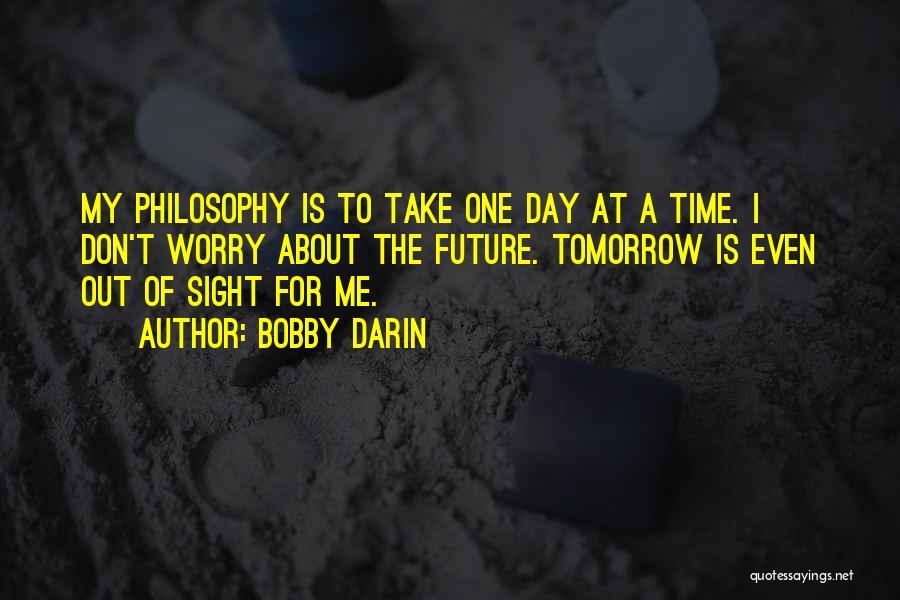 Darin Quotes By Bobby Darin