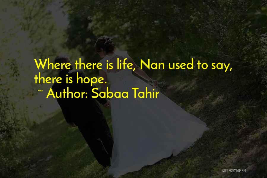 Darin Quotes By Sabaa Tahir