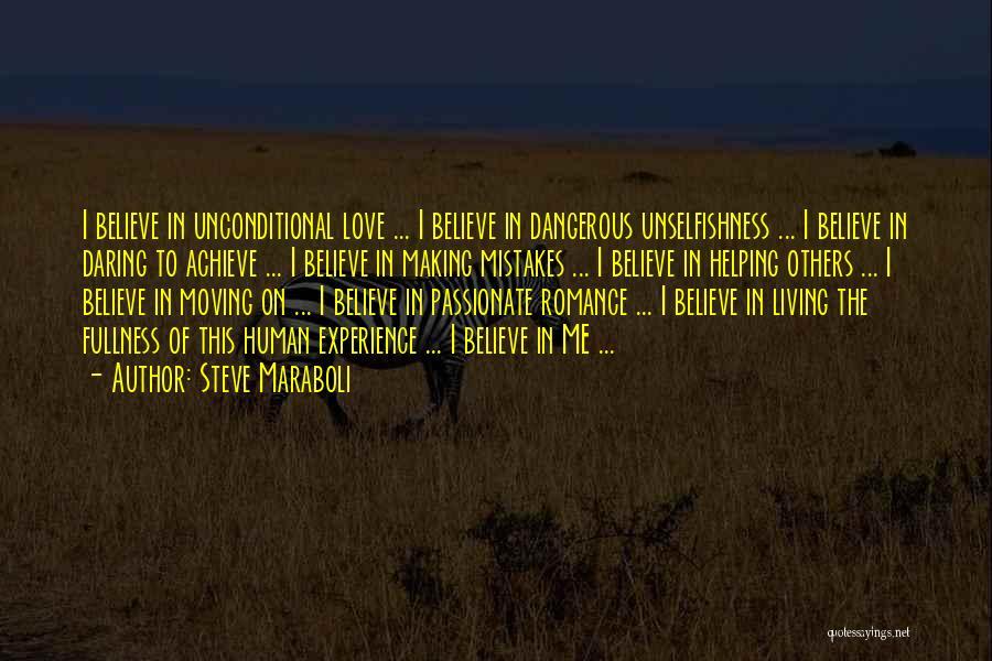 Daring Life Quotes By Steve Maraboli
