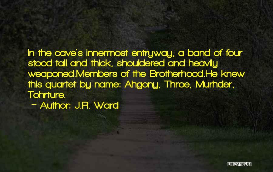 Darius 1 Quotes By J.R. Ward