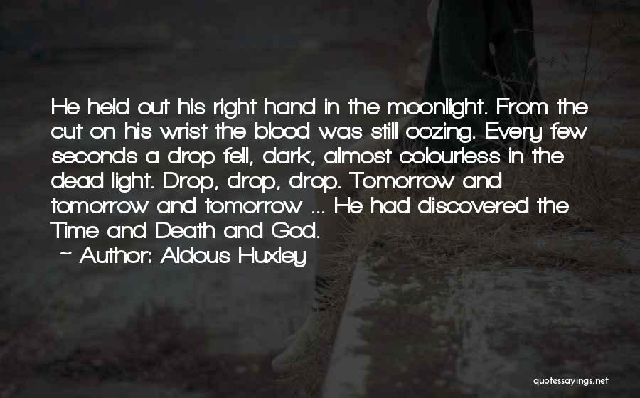 Dark God Quotes By Aldous Huxley