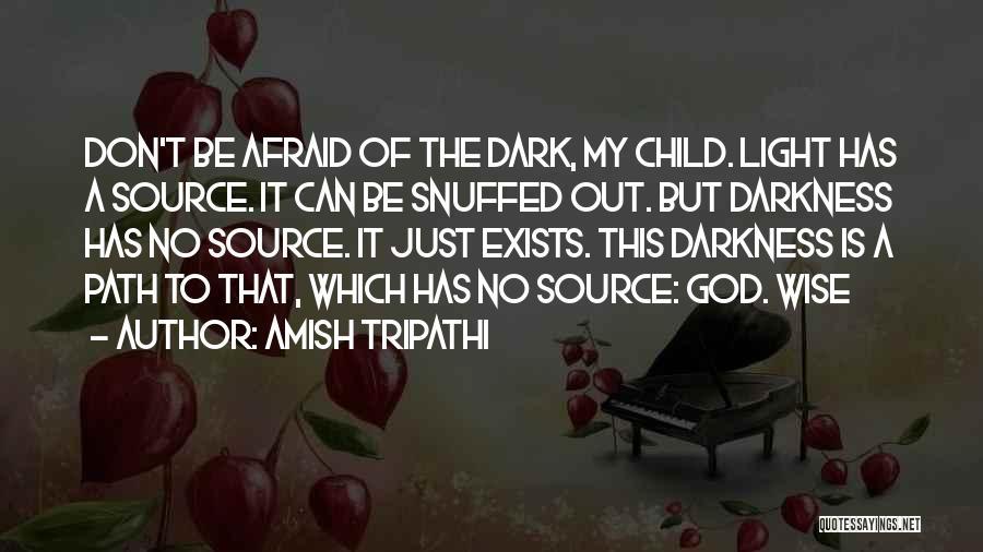 Dark God Quotes By Amish Tripathi