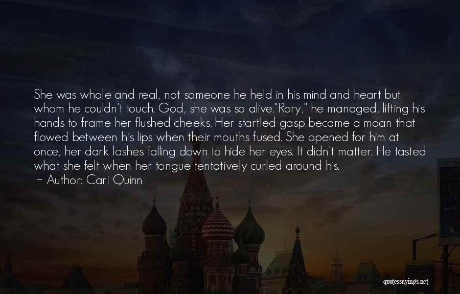 Dark God Quotes By Cari Quinn