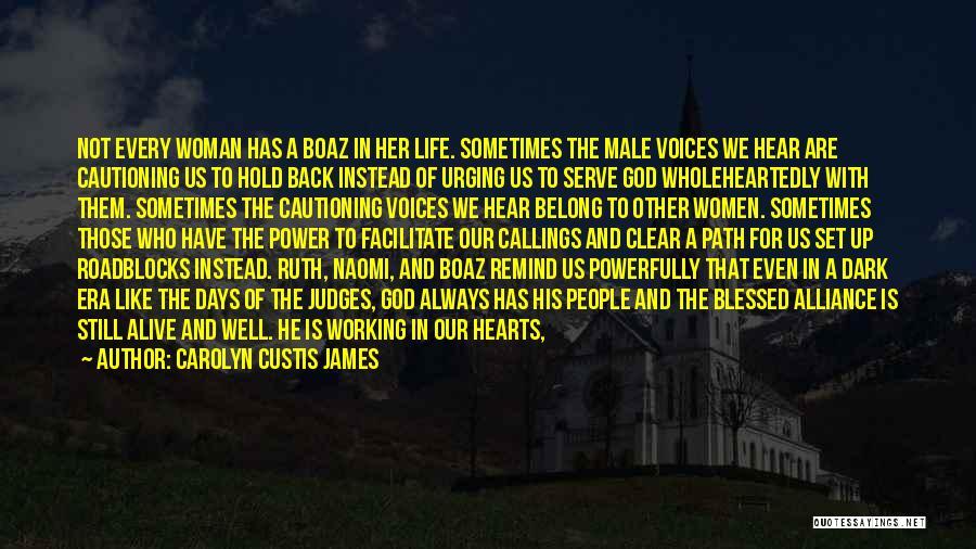 Dark God Quotes By Carolyn Custis James