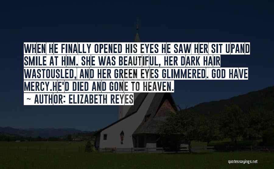 Dark God Quotes By Elizabeth Reyes