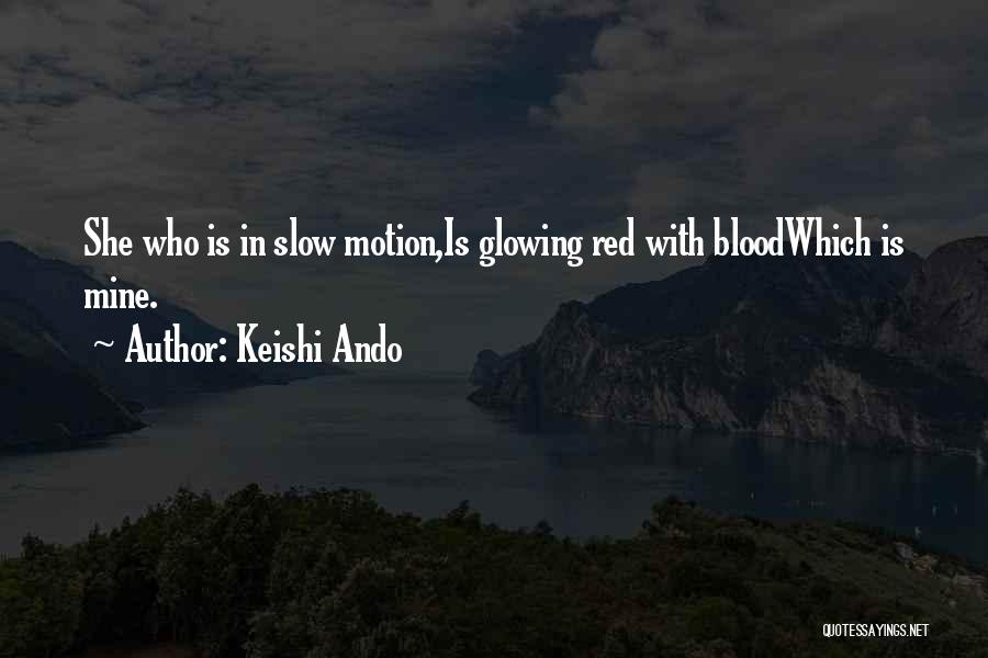 Dark Gothic Quotes By Keishi Ando