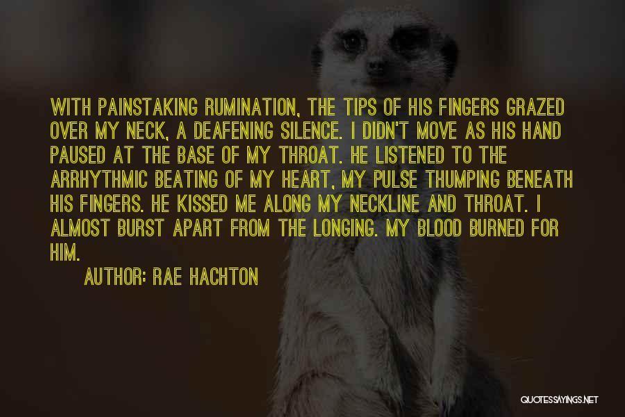Dark Gothic Quotes By Rae Hachton