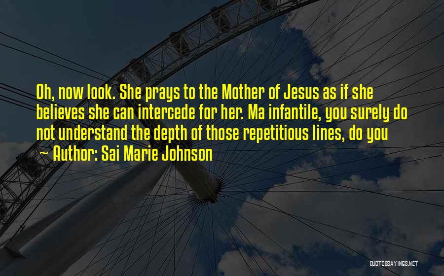Dark Gothic Quotes By Sai Marie Johnson