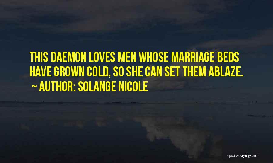 Dark Gothic Quotes By Solange Nicole