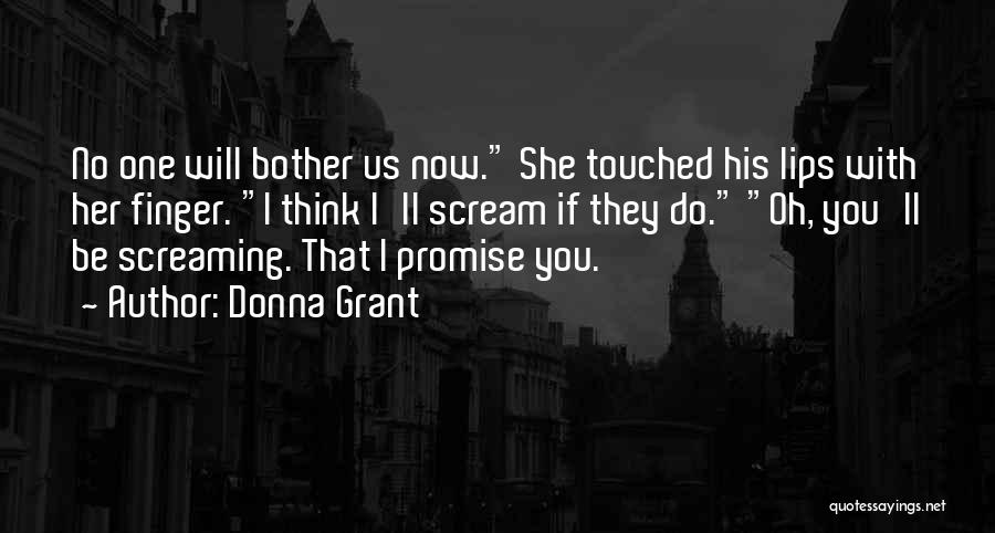Dark One Quotes By Donna Grant