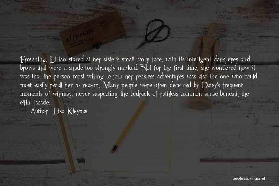 Dark One Quotes By Lisa Kleypas