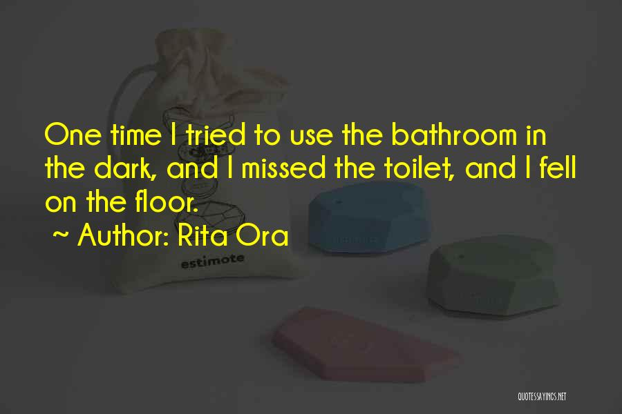 Dark One Quotes By Rita Ora