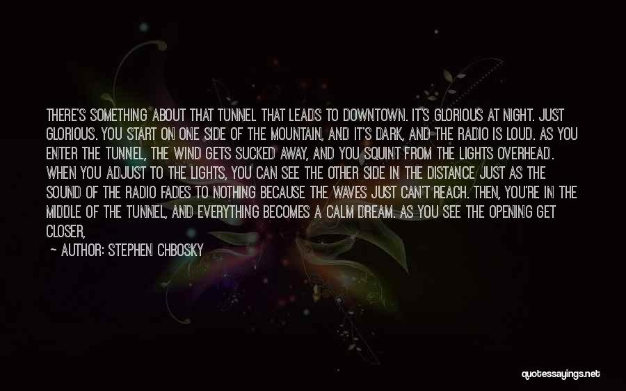 Dark One Quotes By Stephen Chbosky