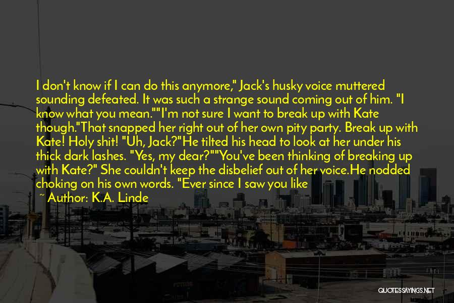 Dark Vision Quotes By K.A. Linde