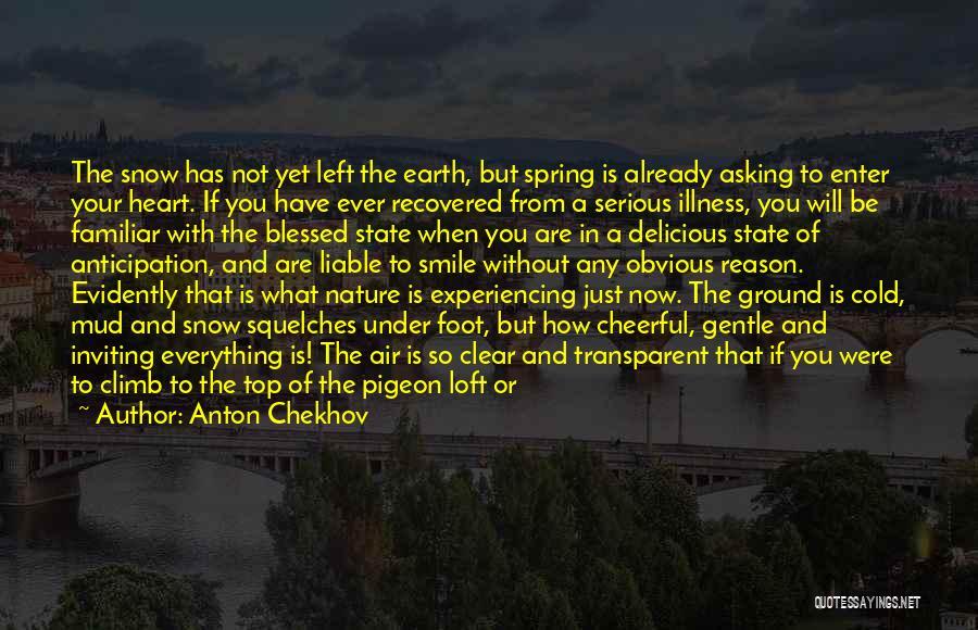 Darkening Quotes By Anton Chekhov