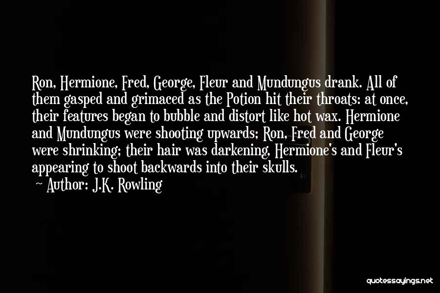 Darkening Quotes By J.K. Rowling