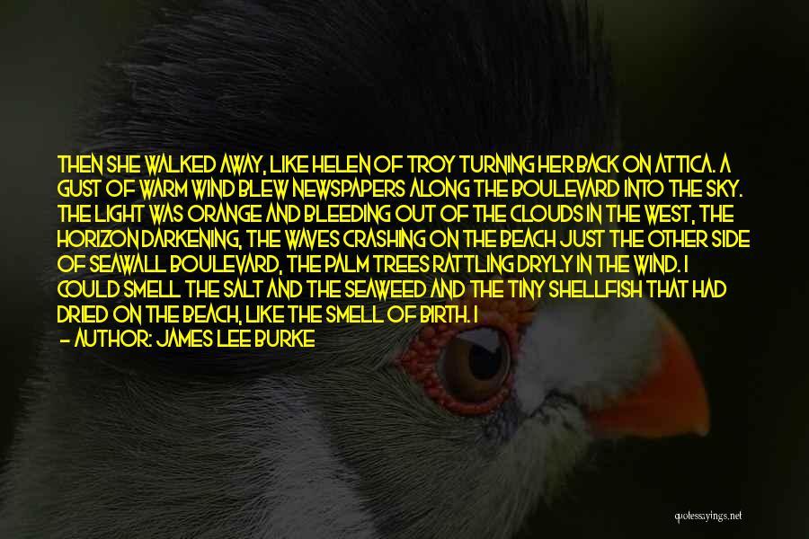Darkening Quotes By James Lee Burke