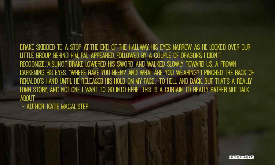Darkening Quotes By Katie MacAlister