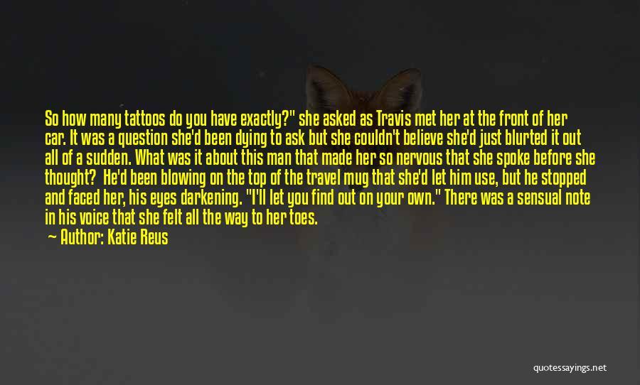 Darkening Quotes By Katie Reus
