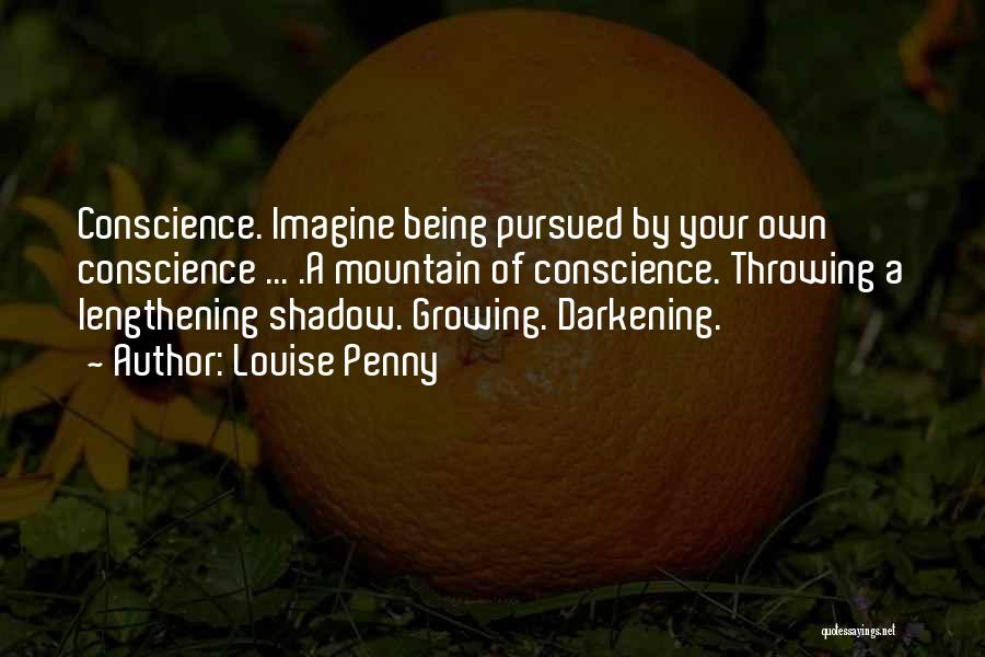 Darkening Quotes By Louise Penny