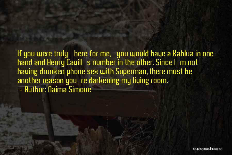 Darkening Quotes By Naima Simone