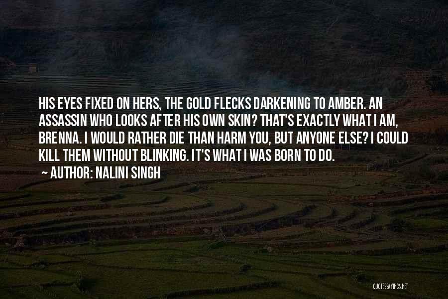 Darkening Quotes By Nalini Singh