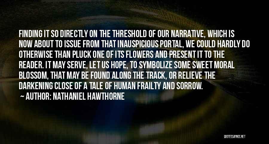 Darkening Quotes By Nathaniel Hawthorne