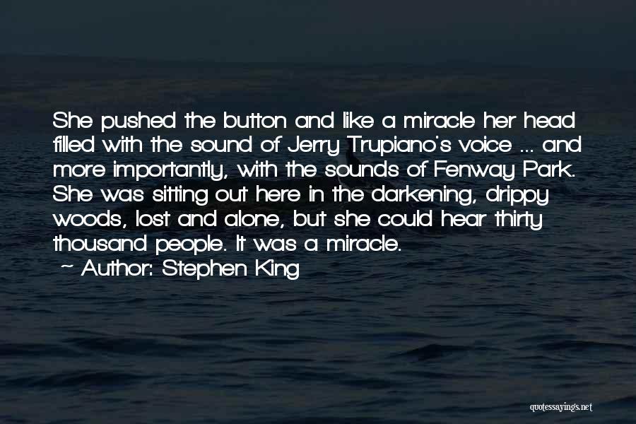 Darkening Quotes By Stephen King