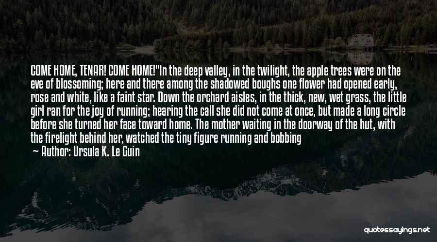 Darkening Quotes By Ursula K. Le Guin