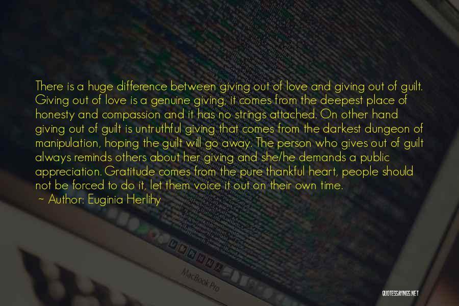 Darkest Dungeon All Quotes By Euginia Herlihy