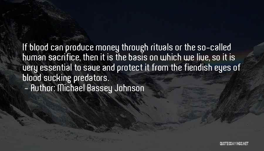 Darkness And Evil Quotes By Michael Bassey Johnson