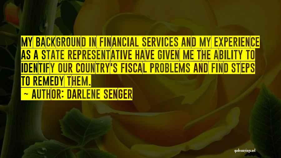 Darlene Senger Quotes 1178866