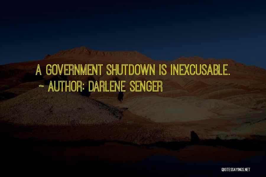 Darlene Senger Quotes 236586