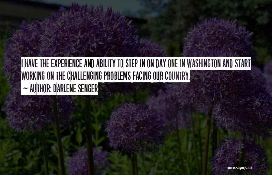 Darlene Senger Quotes 481953