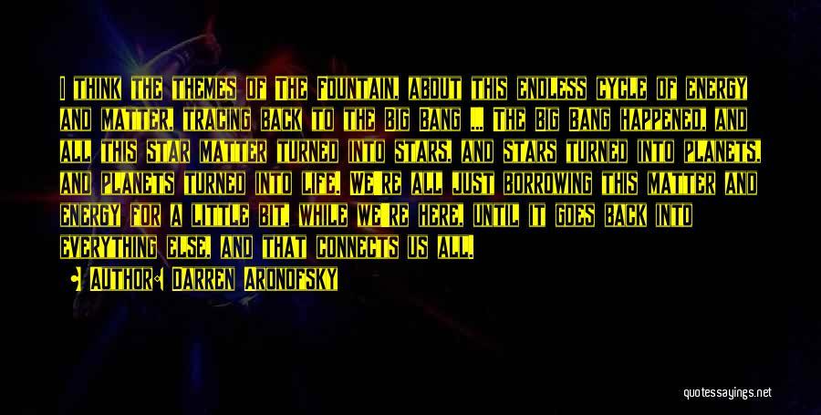 Darren Aronofsky Quotes 1715063