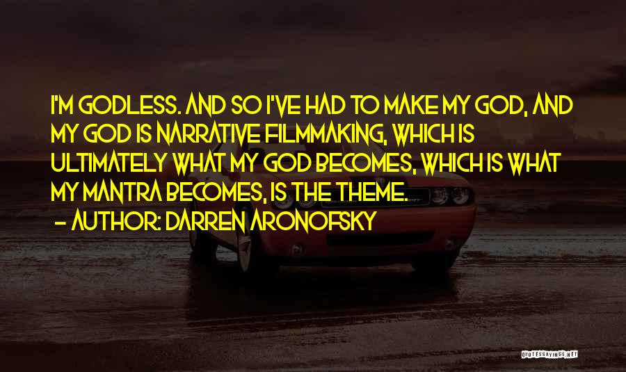 Darren Aronofsky Quotes 1754253