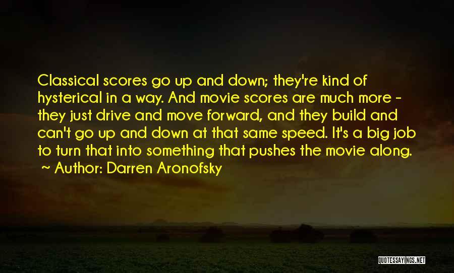 Darren Aronofsky Quotes 1805869