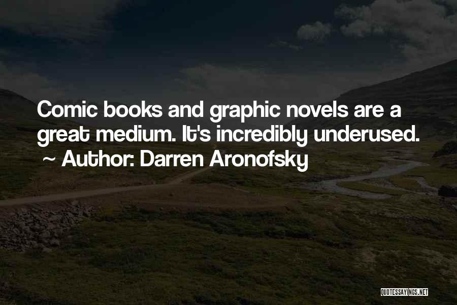 Darren Aronofsky Quotes 1932078
