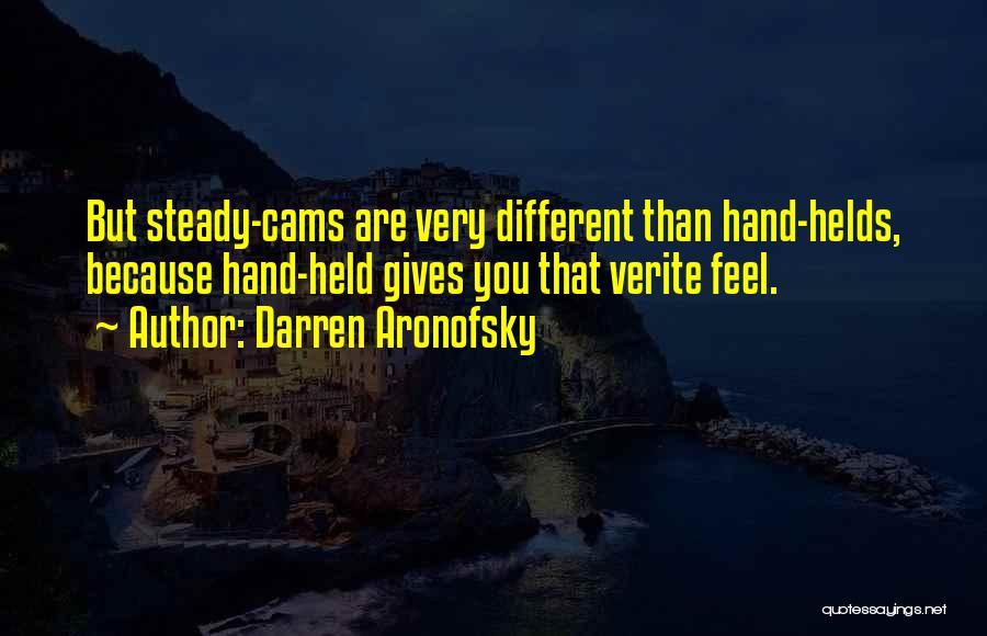 Darren Aronofsky Quotes 1937239