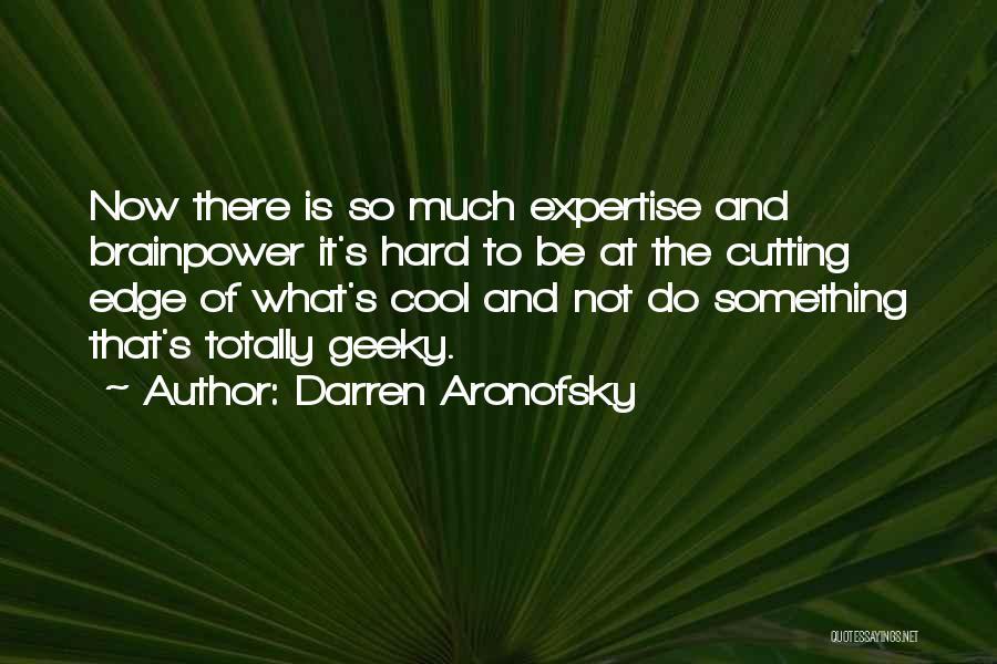 Darren Aronofsky Quotes 2014524