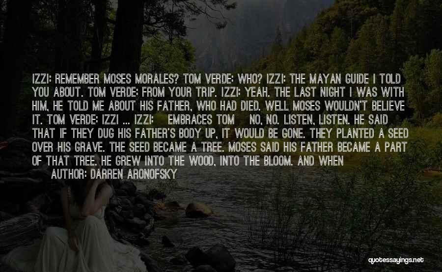 Darren Aronofsky Quotes 2032988