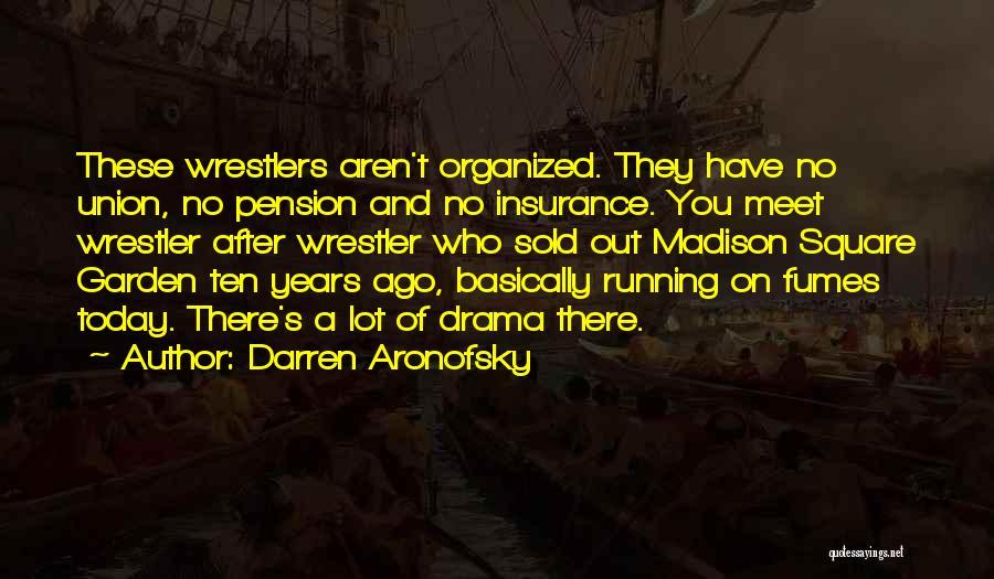 Darren Aronofsky Quotes 2073933
