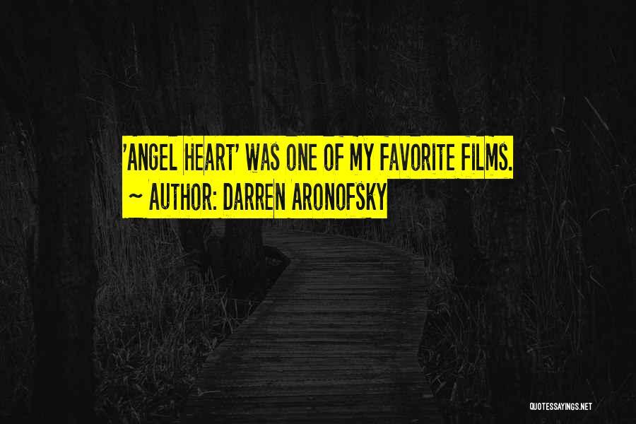 Darren Aronofsky Quotes 281271