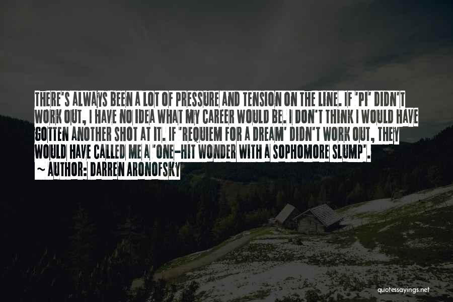 Darren Aronofsky Quotes 314370