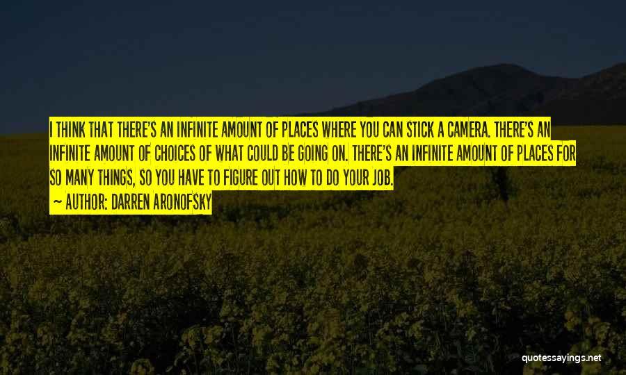 Darren Aronofsky Quotes 951361