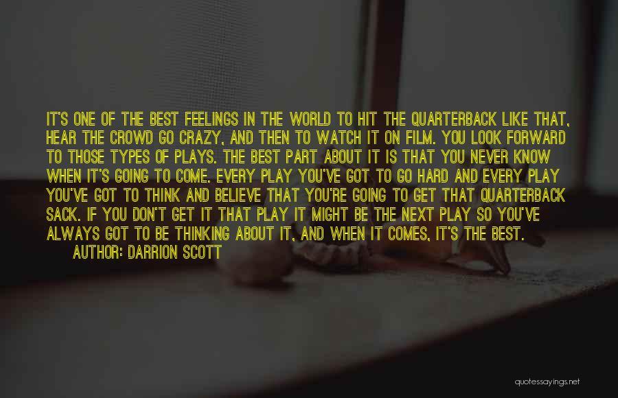 Darrion Scott Quotes 1335841